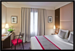 Hotel Le Derby Alma